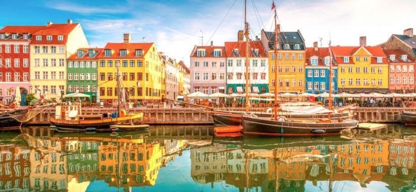 Įdomi pažintinė kelionė - Karališkoji Kopenhaga 4d.