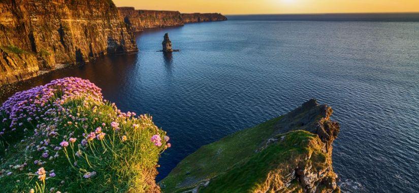 Kelionė į Airiją. Smaragdo salos lobiai 11d.