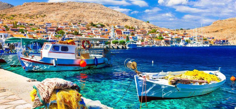 Super degantys pasiūlymai į RODO salą Graikijoje!