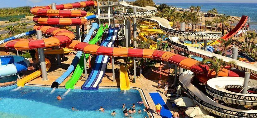 Kokybiškas ir šeimų jau pamėgtas Long Beach Resort Turkijoje!