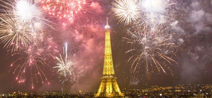 Puiki idėja - naujametinis savaitgalis Paryžiuje!