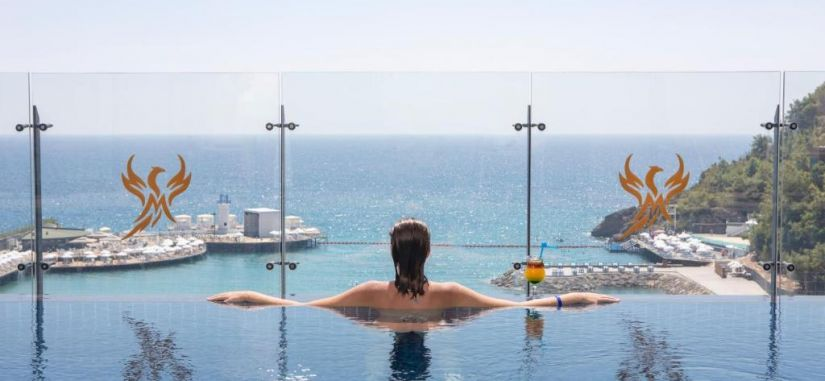 Kokybiškas poilsis Turkijoje naujai atidarytame viešbutyje Mylome Luxury!