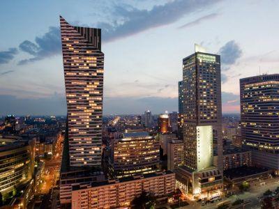 InterContinental Warszawa 5*