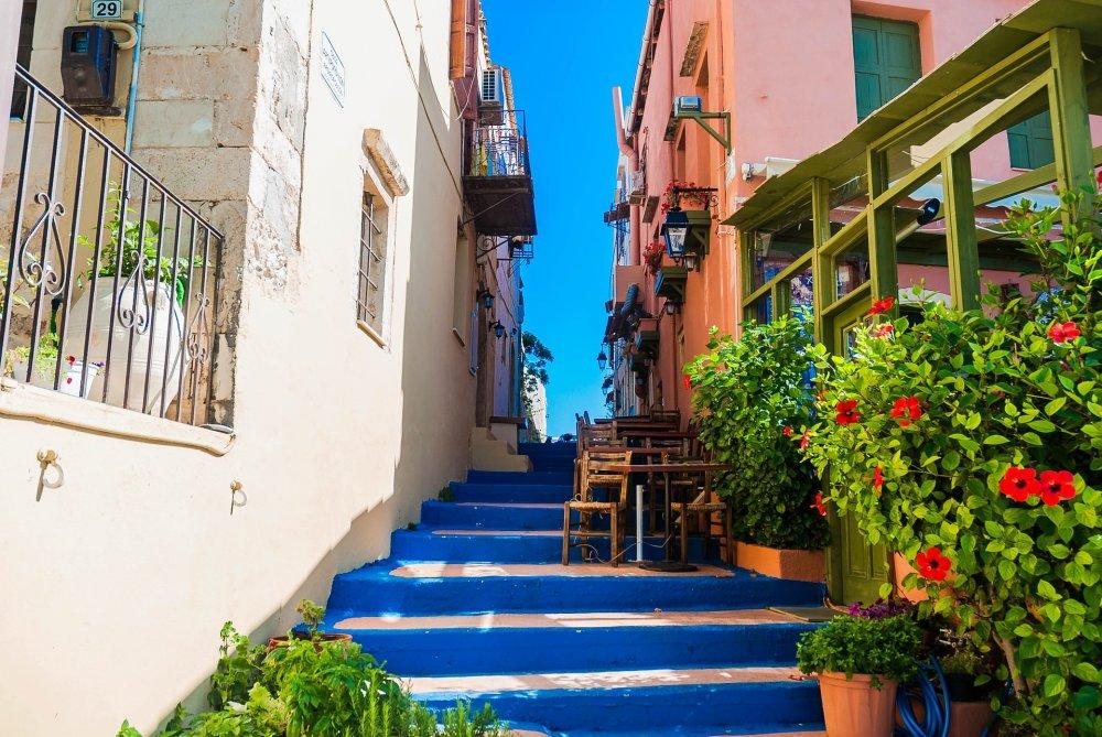 IŠANKSTINIAI PARDAVIMAI! Praleiskite 2021 m. pavasario atostogas keturių jūrų skalaujamoje saloje - Kretoje!