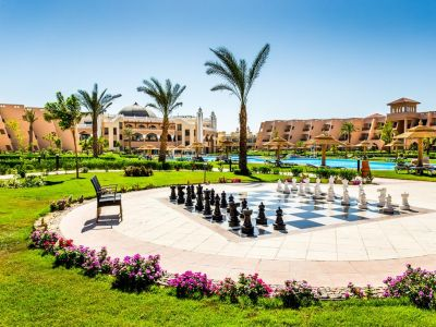 Jasmine Palace Resort & Spa 5*