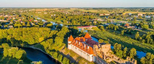 Kelionė į Latviją: legendinės pilys ir rūmai 2 d.
