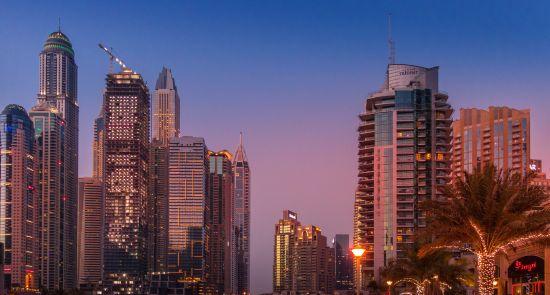 Kerinčios dangoraižių džiunglės bei žydri paplūdimiai- Jungtiniuose Arabų Emiratuose!