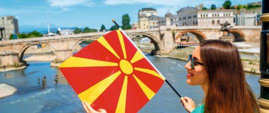 Kerintys Balkanai - Albanija, Kosovas, Makedonija!