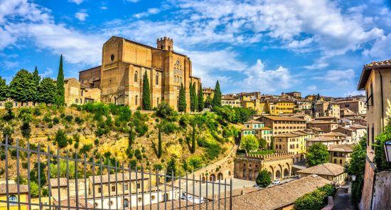 Kiparisų kalvos - pažintinė kelionė po vaizdingiausią Italijos regioną - Toskaną! 2019.05.04-05.09 7 d.