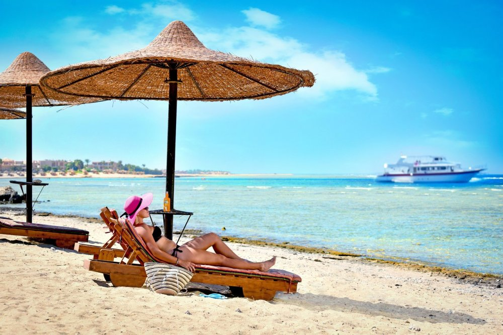 Labai degantys pasiūlymai atostogoms Egipte 03/14!