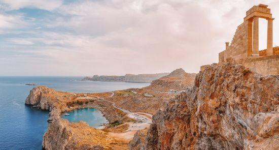 Lietingą rudenį iškeiskite į atostogas Graikijoje - Rodo saloje, skrydis iš Kauno!