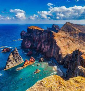Madeira - nepaprasta gamta ir šimtai kilometrų pasivaikščiojimo maršrutų