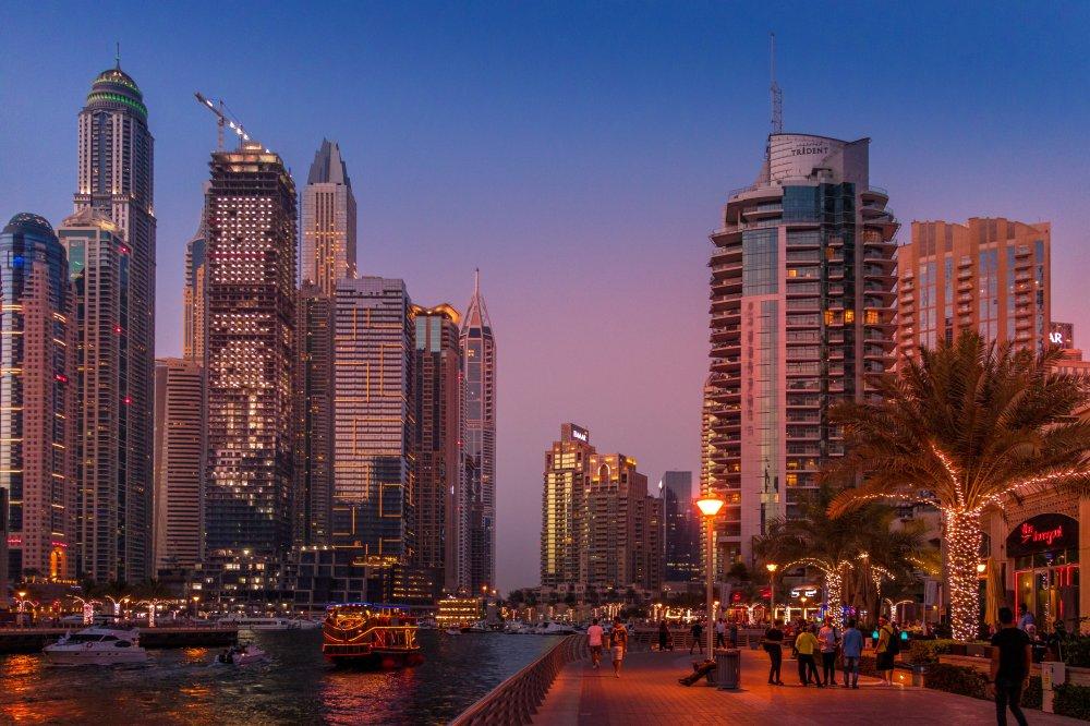 Modernus poilsis tikroje arabiškoje pasakoje - Dubajuje!