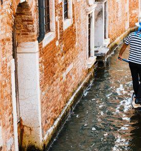 Naujieji metai Venecijoje!