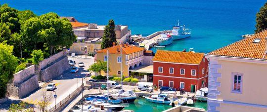 Naujiena! Tiesioginiai skrydžiai į Kroatiją - Zadarą iš Kauno!