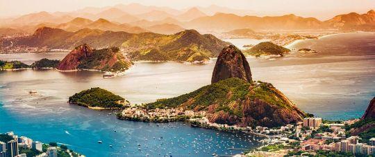 Nepamirštami įspūdžiai! Brazilija - klasikinis turas. Su galimybe kelionę prasitęsti Buzios kurorte arba Amazonės džiunglėse 10d. (13d.)