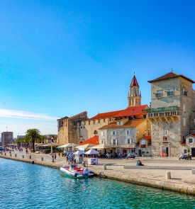 Net 10 dienų pažintinė - poilsinė kelionė į pietų Kroatiją!