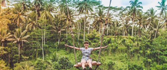 Net 14 nakvynių poilsis egzotiškoje Balio saloje !