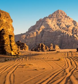 """Nuostabi pažintinė kelionė Jordanijoje - """"Netolimi Artimieji Rytai"""""""