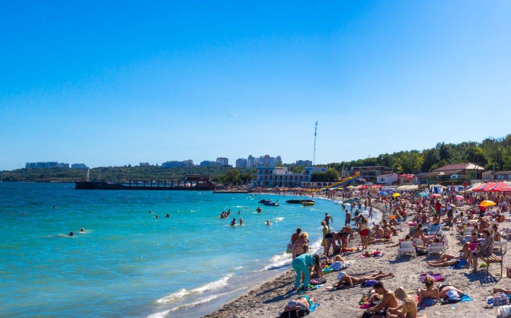 Odesa - Juodosios jūros perlas! Nepakartojamas savaitgalis prie jūros! 4 d.