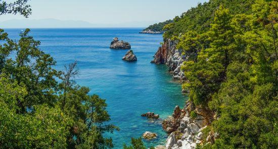 Paskutinė minutė ! Graikiškieji Havajai - Korfu sala !