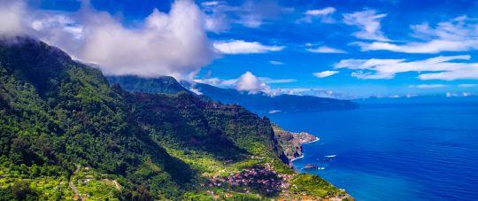 Paskutinė minutė į Madeirą !  Nepaprasta gamta ir šimtai kilometrų pasivaikščiojimo maršrutų
