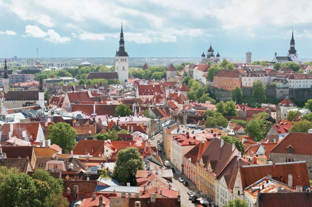 Pažintinė kelionė - Estijos salų grožis ir senasis Talinas 3d.