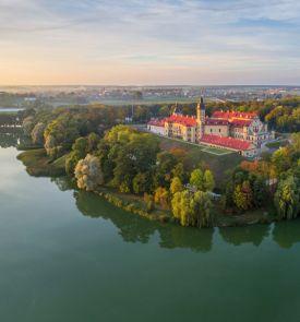 Pažintinė kelionė - Romantiškosios Lietuvos didikų pilys Baltarusijoje 2d.