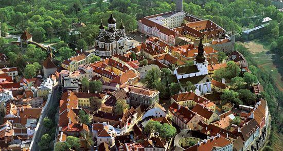 Pažintinė kelionė - senasis Talinas ir pramogos Tartu