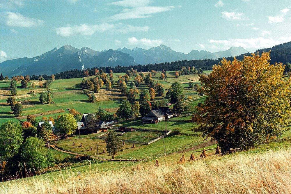 Pažintinė kelionė - Tatrų grožis ir įspūdinga istorija 3 d.