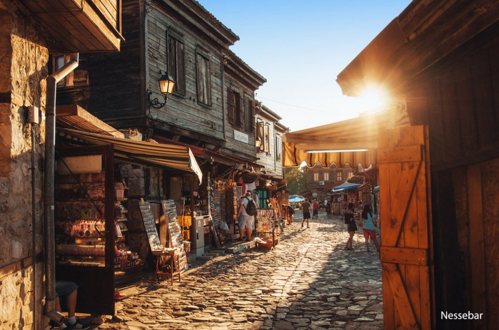 Pažintinė kelionė lėktuvu aplankant Bulgariją ir Turkiją