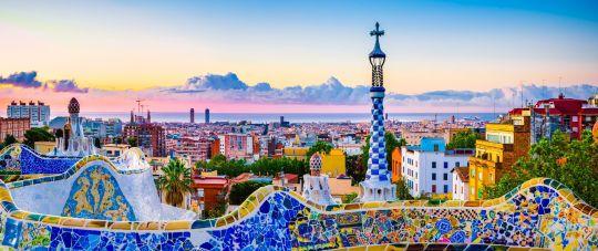 Pažintis su Barselona ir poilsis Kosta Doradoje