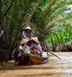 Pažintis su egzotiškuoju Vietnamu ir poilsis kurorte