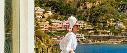 Pietų Italija: marmuras, saulė ir vynas. Amalfio pakrantė, Iskijos ir Kaprio salos 10d.