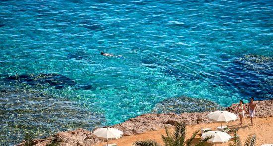 Pilnai atnaujintas viešbutis Egipte - Aqua Joy by Sunrise!