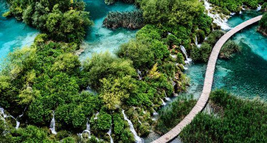 Poilsis Adrijos jūros skalaujamoje Kroatijoje!