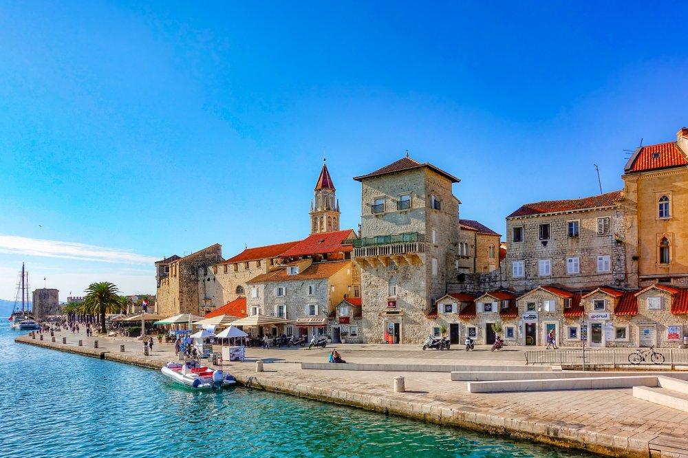 Poilsis įstabaus grožio šalyje- Kroatijoje!