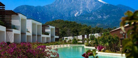 Prabangios atostogos Rixos Sungate viešbutyje!