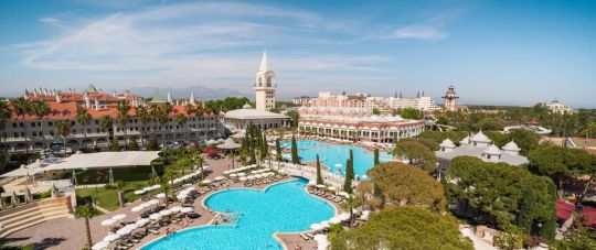 Prabangus 2021 m. pavasario poilsis Swandor Topkapi Palace 5* Turkijoje!