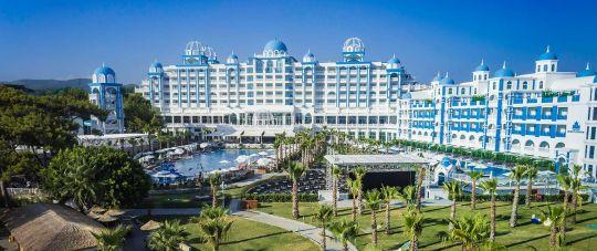 Prabangus poilsis Turkijoje- Rubi Platinum Resort 5*! 2021 m. vasaros sezonas