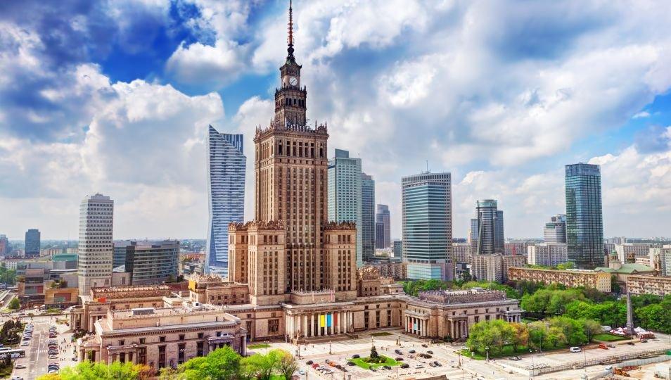 Prabangus savaitgalis didingoje Varšuvoje!