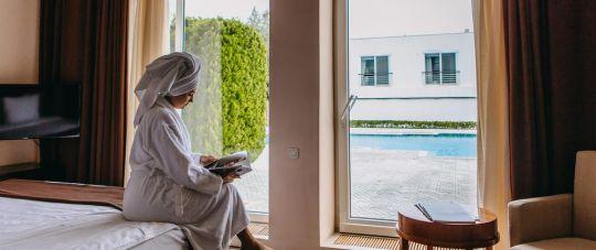 Praleisk savaitgalį SPA viešbutyje Parnu, Estijoje! SPA Tervise Paradiis 4*