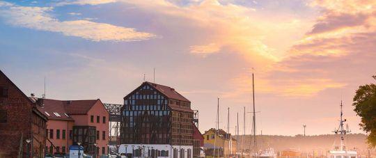 Praleiskite dieną įdomioje pažintinėje išvykoje - vartų į jūrą miestas - Klaipėda ir Lietuvos Jūrų Muziejus
