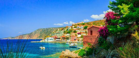 Puikios atostogos unikalioje Graikijos saloje - Kefalonijoje!