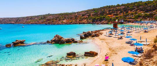 Puikios kainos atostogoms Kipro saloje