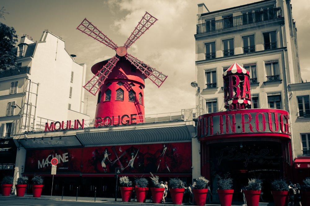 Rudeniškas savaitgalis Paryžiuje! 4 d.