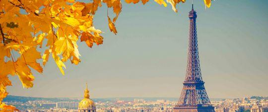 Rudeniškas savaitgalis Paryžiuje! 5 d.