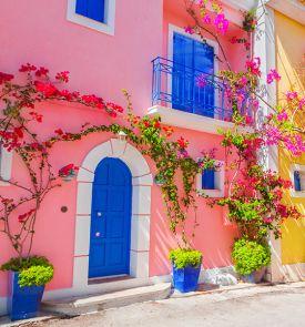 Rudens atostogas praleiskite viename iš puikių KEFALONIJOS apartamentų už itin GERĄ KAINĄ!