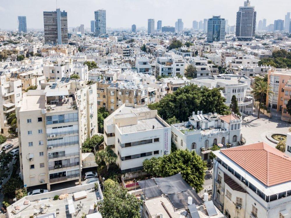Rudens savaitgalis niekada nemiegančiame mieste - Tel Avive!