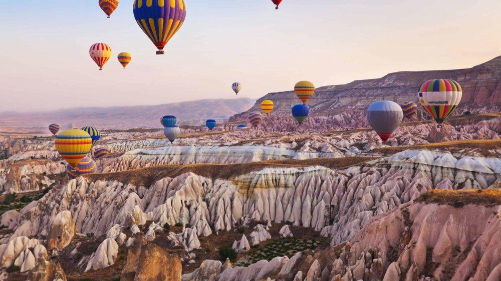 Rytų ekspresas - įspūdinga pažintinė kelionė lėktuvu į Turkiją